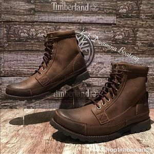"""MEN'S EARTHKEEPERS ORIGINAL LEATHER 6"""" BOOTS 15550"""